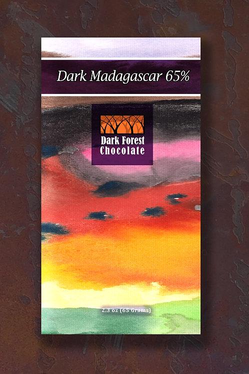 Dark Madagascar 65% (Vegan)