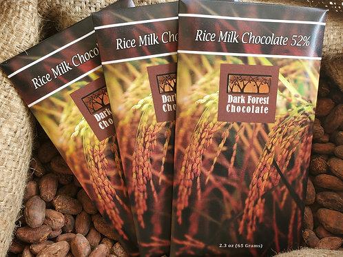 Rice Milk Chocolate 52%