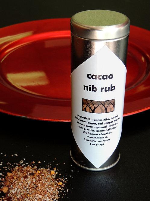 Cacao Nib Rub