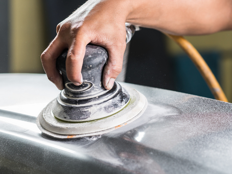 What are Swirl Marks or Marring?