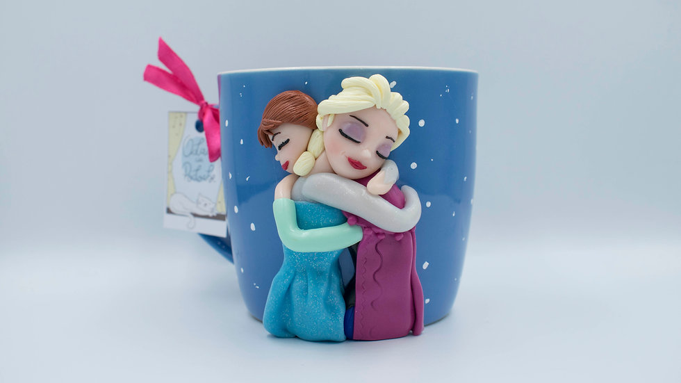 Căniță Elsa și Anna