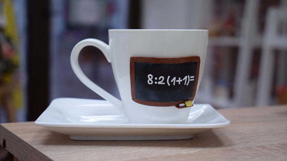 Set ceașcă cafea - Mate