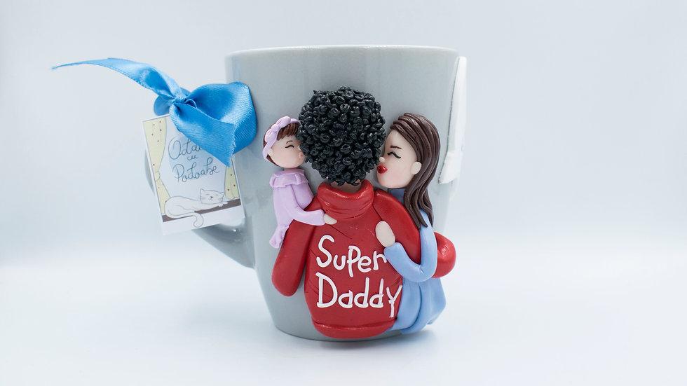 Cană Super Daddy