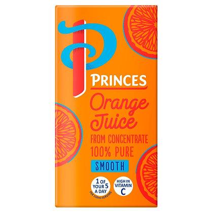 Princes Orange Juice 1L
