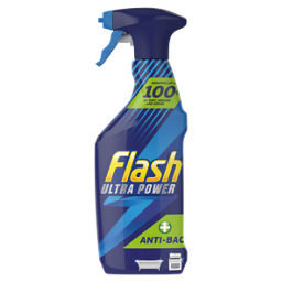 Flash Ultra Antibacterial Spray 500ml