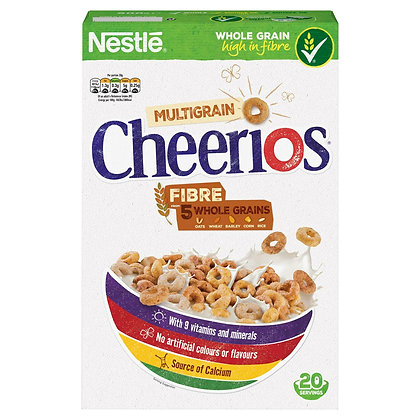 Nestle Cheerios Cereal Big Pack 600g