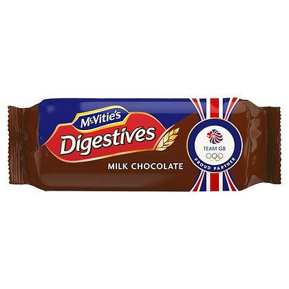McVitie's Milk Chocolate Digestives Biscuits 266g