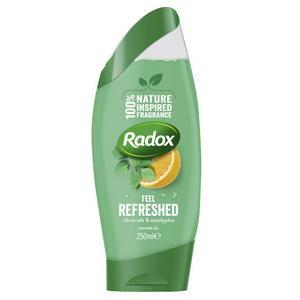 Radox Feel Refreshed 2in1 Shower Gel