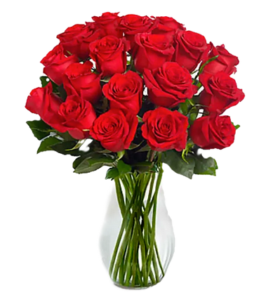 Red Roses Bouquet x24