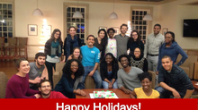 President's Places: Kicking off the Holiday Season with the NOBCChE JHU Student Chapter
