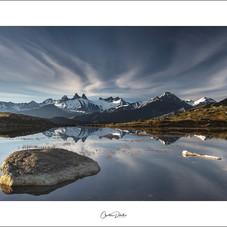 Christian Delastre, Lumières des Alpes