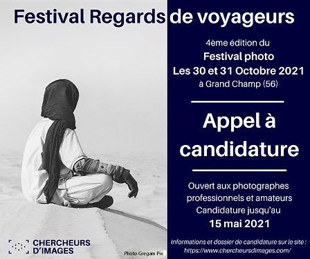 Festival Regard de voyageurs (3) Afficha