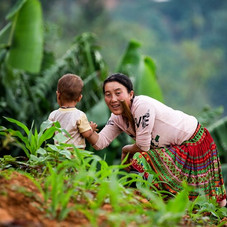 Ngo Quyen. Vietnam Paysanne vers Mu Cang Chai