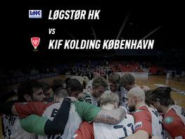 KIF Kolding København spiller i Løgstør i aften!