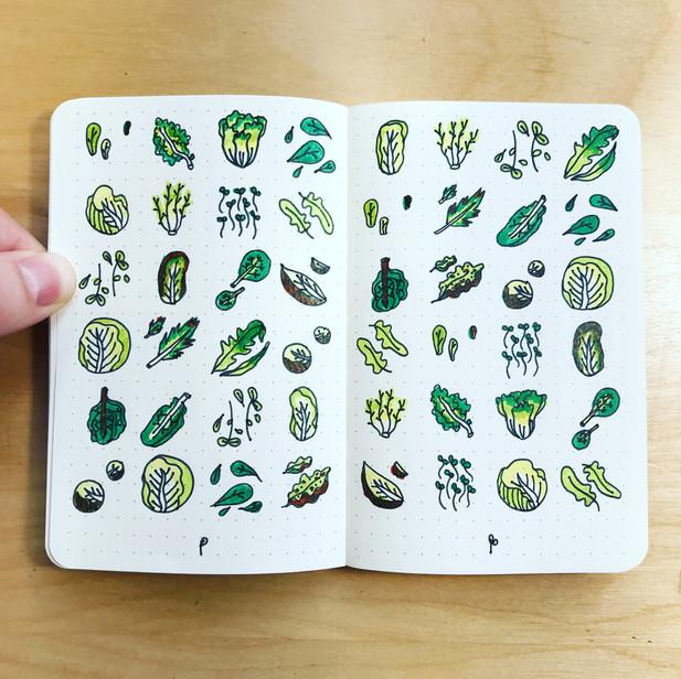 Word Salad Poems