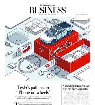 Washington Post: Tesla Tech
