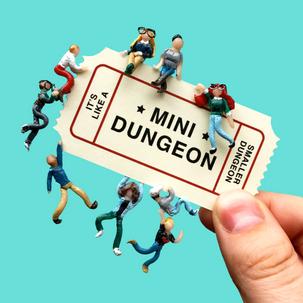 Mini Dungeon Logo