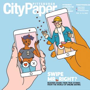 City Paper Valentine's Cover