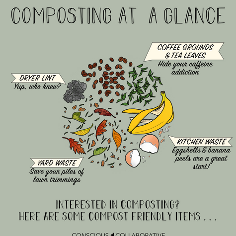 Conscious Collaborative Infographics