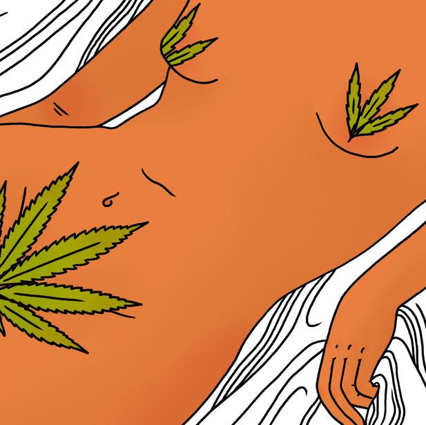 Peepshow Marijuana Edition