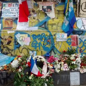 Visitando París pos-atentados terroristas de 2015