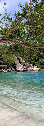Freedom Beach, Koh Tao, Tailandia