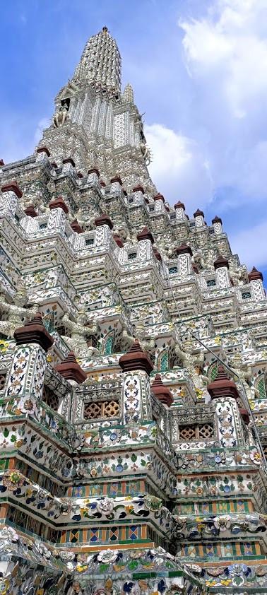 Wat Arun, Bangkok, Tailandia