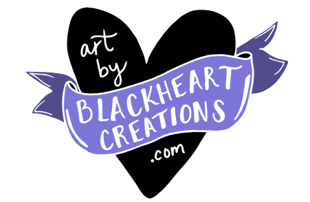 2019 - art by blackheartcreations stamp