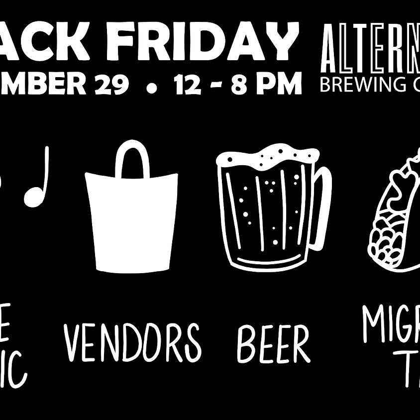 Black Friday Bash & Cruelty-Free Market