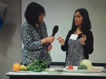 Interview with EBTV.org - Diet in Cancer prevention and treatment. 3/3/18