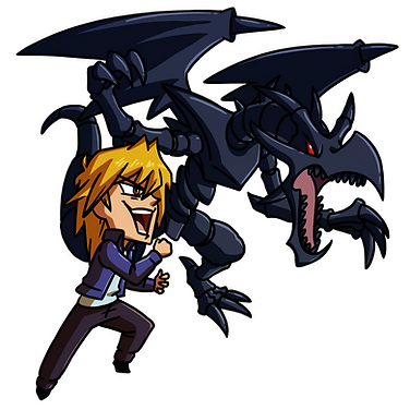 Yugioh - Joey + Red eyes.png
