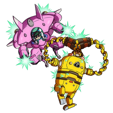 Death Battle - Dva vs Mechanica.png