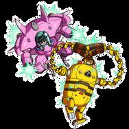 Death Battle - Dva vs Mechanica.png