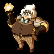 D&D: Professor Partts