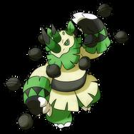 Fakemon starters Grass Mega Evo - Darksi