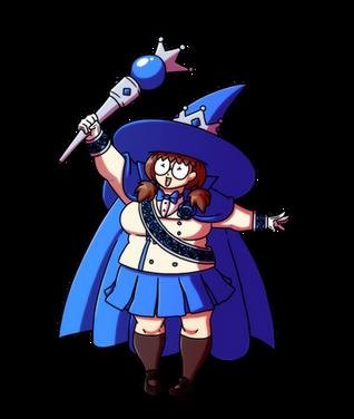 Blue Queen - Maggie
