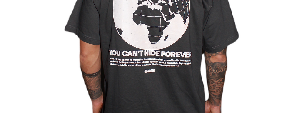 OWNED - Cant Hide Tee
