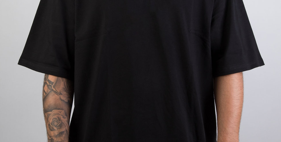 IVOQUÉ - Logo Tee Black White II