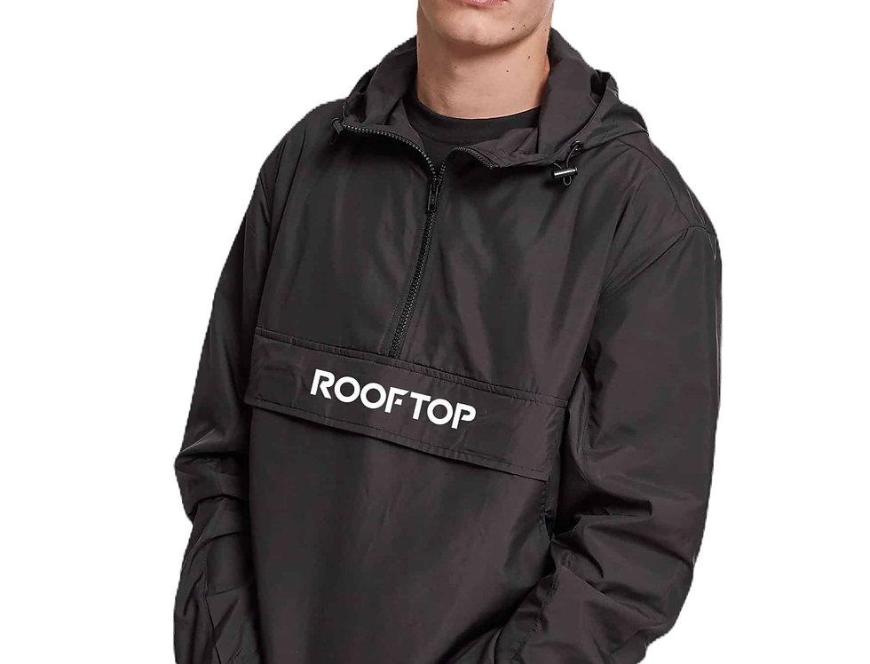 ROOFTOP - Windbreaker Classic Black
