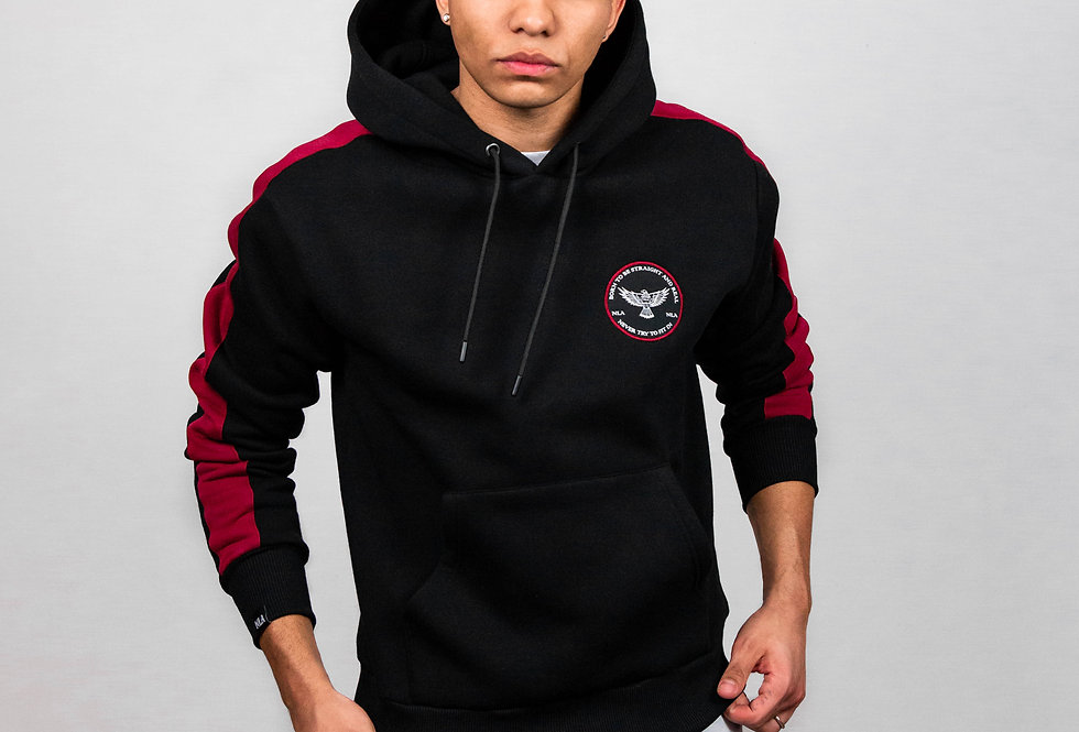 NO LIMIT ATTITUDE - Never Try To Fit In Hoodie
