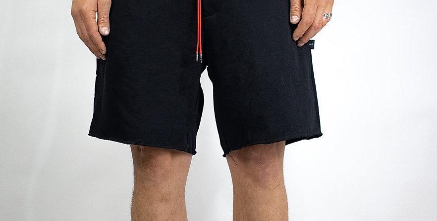 IVOQUÉ - Shorts Black / Red