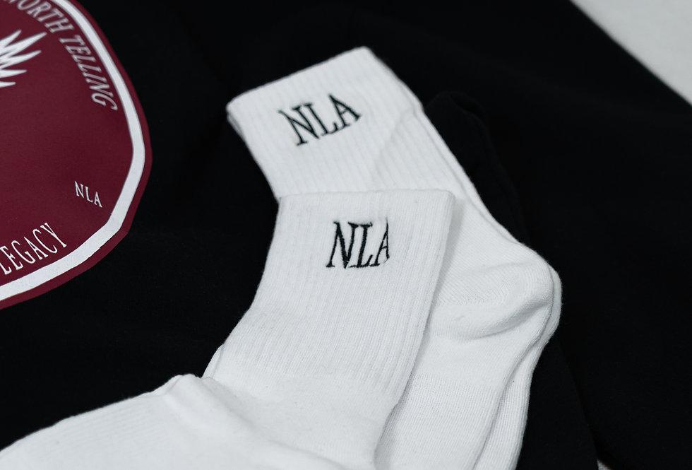 NO LIMIT ATTITUDE - Logo Socken (2er Pack)