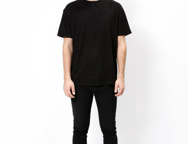 ALERMO - Ripped Oversize Tee