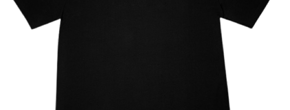 COMMERZ - Minimalistic T-Shirt Black