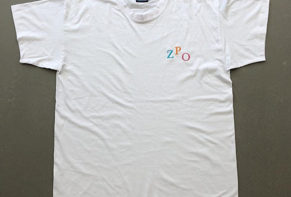 ZPØ - ZPØ T-Shirt Coloured