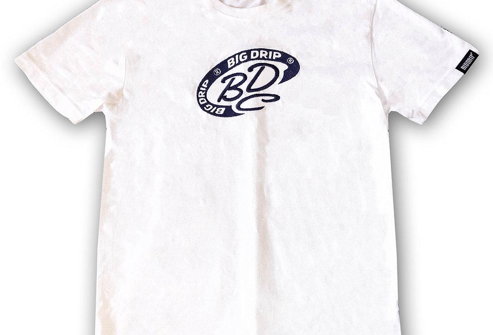 BIG DRIP - BDC Collection T-Shirt Weiß