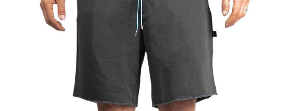 IVOQUÉ - Shorts Grey / Blue