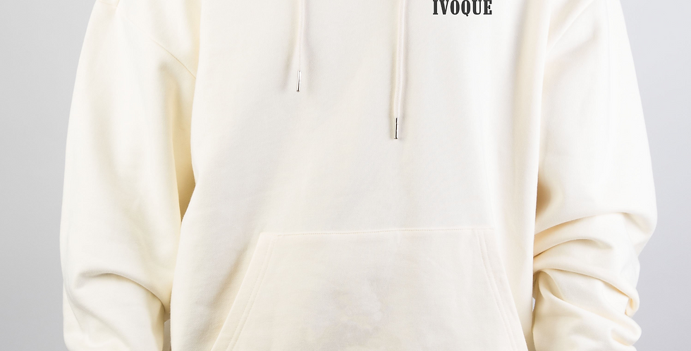 IVOQUÉ - Ivo Hoodie Cream Wings