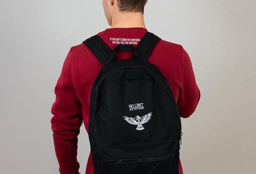 NO LIMIT ATTITUDE - Eagle Backpack