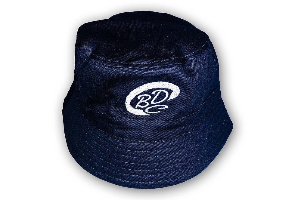 BIG DRIP - BDC Collection Bucket Hat Navy